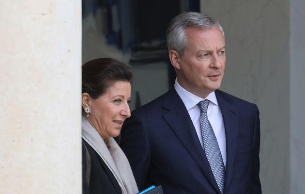 Agnès Buzyn et Bruno Le Maire tentent de se réconcilier avec Laurent Berger après...