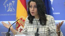 Arrimadas dice que intentará atraer a Sánchez a un pacto