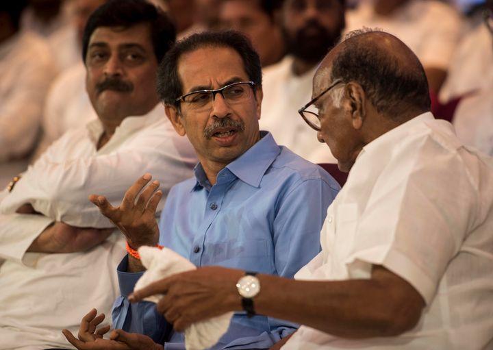 Shiv Sena's Dilemma Over CAB Exposes Fault Lines In Maha Vikas Aghadi Govt  In Maharashtra | HuffPost none