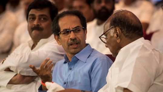 Shiv Sena's Dilemma Over CAB Exposes Fault Lines In Maha Vikas Aghadi Govt In
