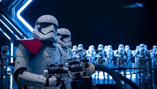 Así es 'Star Wars: Rise of the Resistance', la nueva atracción de Walt Disney