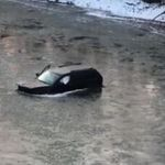 «Siri, κάλεσε το 911» φώναξε άνδρας λίγο πριν πέσει στο παγωμένο ποτάμι - και