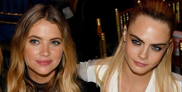 Ashley Benson et Cara Delevingne séparées? La première dément