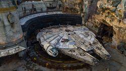 Puedes pilotar el Halcón Milenario en 'Star Wars: Millennium