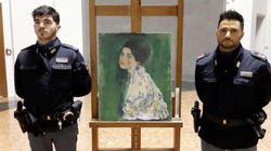 Un jardinier retrouve un tableau de Klimt dans un sac