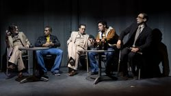 Schulberg sul golfo di Napoli, Gassman porta a teatro i criminali anni