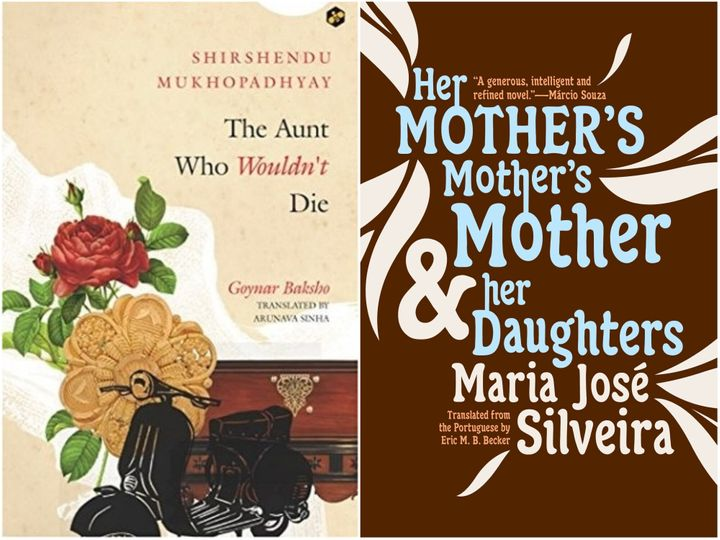 The Aunt Who Wouldn't Die, Her Mother's Mother & her Daughters
