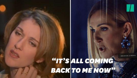Céline Dion parodie ce célèbre clip pour une pub