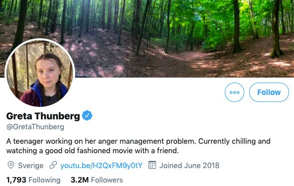 Greta Thunberg Fires Donald Trump's 'Anger Management' Insult Right Back At Him