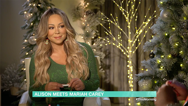 Mariah wasn't wowed by Alison's Christmas