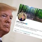 Trump conseille à Greta Thunberg de