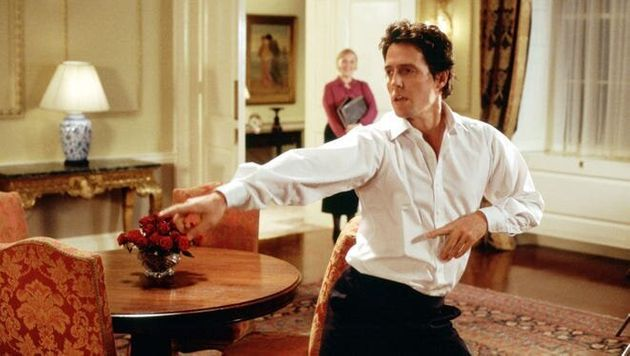 Hugh Grant in Love