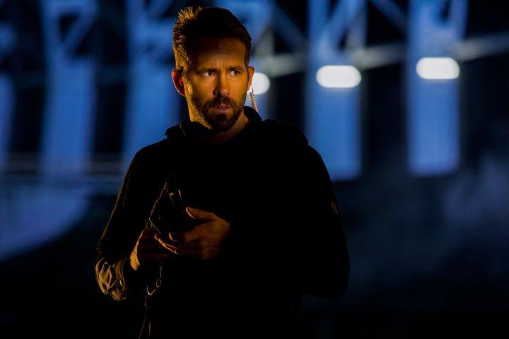 """Ryan Reynolds in """"6 Underground."""""""