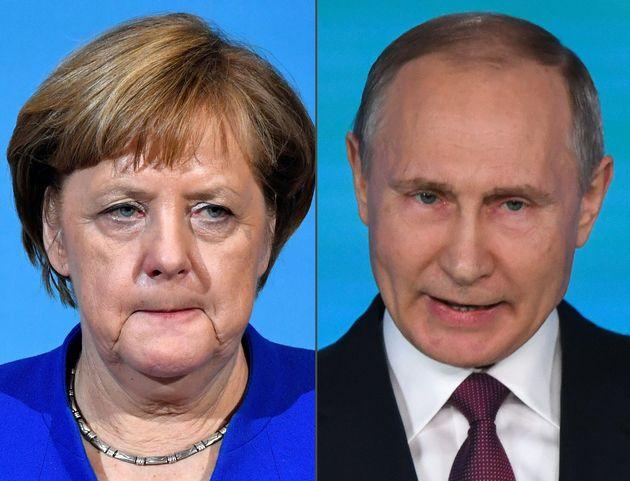 Ferita diplomatica fra Berlino e Mosca, reciproche
