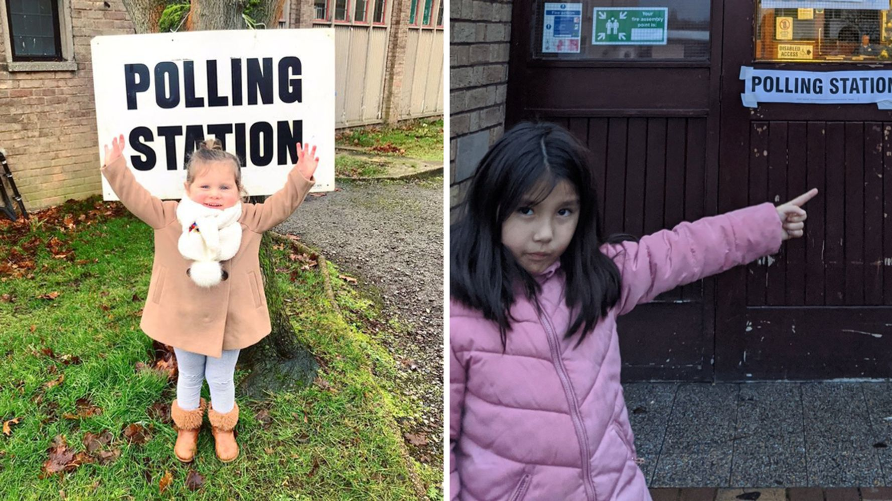 What We Taught Our Kids On Polling Day: 'It's Vital They Know It's Important'
