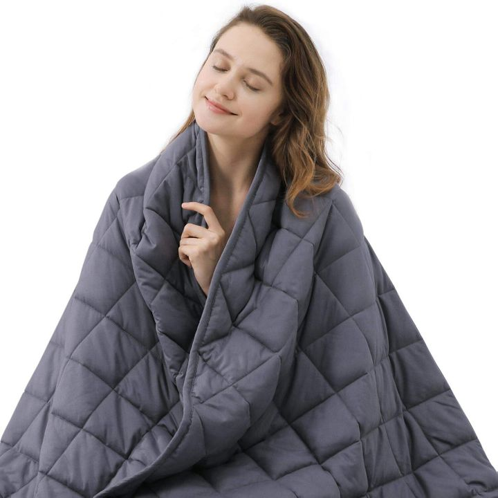 ZZZNEST Weighted Blanket For Adults, Amazon