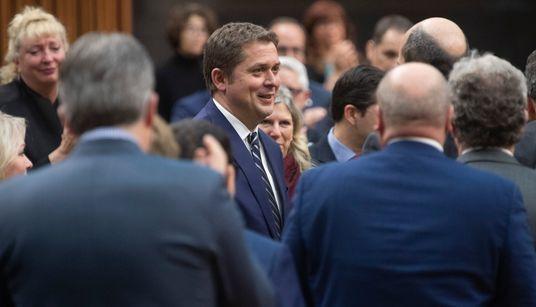 Andrew Scheer va démissionner comme chef du Parti