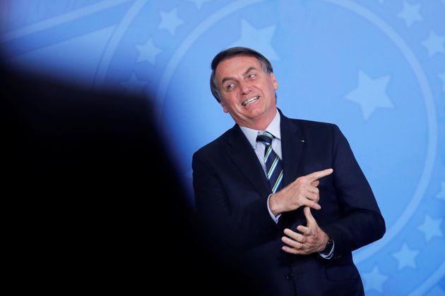 Bolsonaro, que é declarado admirador do período militar, reconheceu que existe a possibilidade...