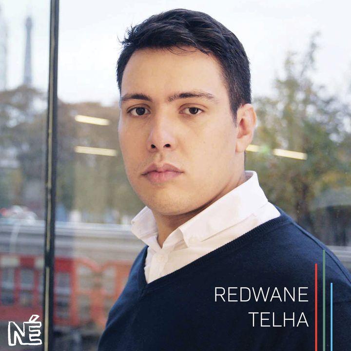Redwane Telha, journaliste et hémiplégique, souhaite courir le marathon de Paris en 2021.