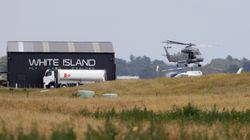 New Zealand Military Team Recovers 6 Bodies From White Island