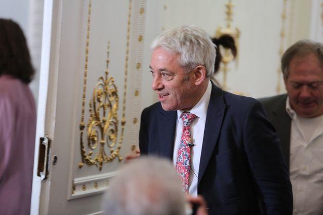 """Bercow: """"Vittoria fenomenale per i Tory"""". McDonnel"""