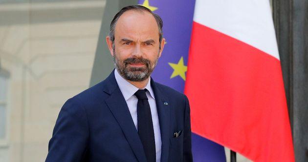 Édouard Philippe, ici à l'Élysée le 17 avril, donne rendez-vous aux partenaires...