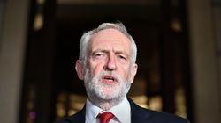 Labour Party Figures Stick Knife In To Jeremy Corbyn As Scale Of Defeat Becomes