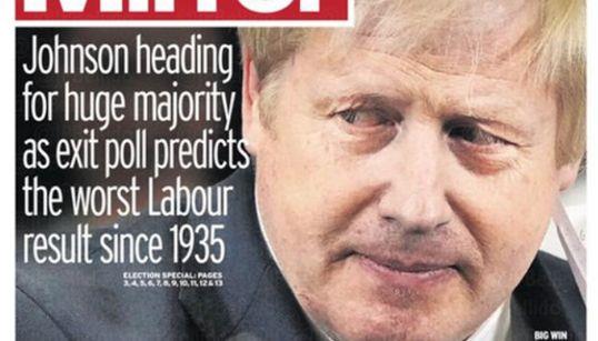 """""""Pesadilla antes de Navidad"""": así recoge la prensa británica la victoria de"""