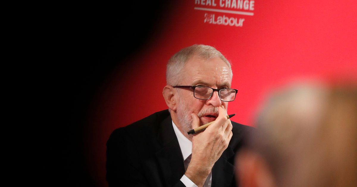 Who Will Replace Jeremy Corbyn As Labour Leader If He Quits?