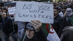 Abstention record en Algérie lors de la présidentielle, rejetée par les