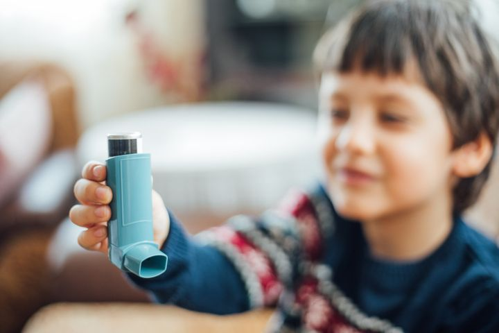 Children under the age of four and those with asthma are more at risk of respiratory issues.