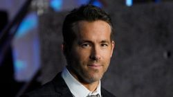Ryan Reynolds Is Already Trolling About His Newborn