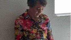 한 브라질 남성이 여장하고 엄마 대신 운전면허 시험을
