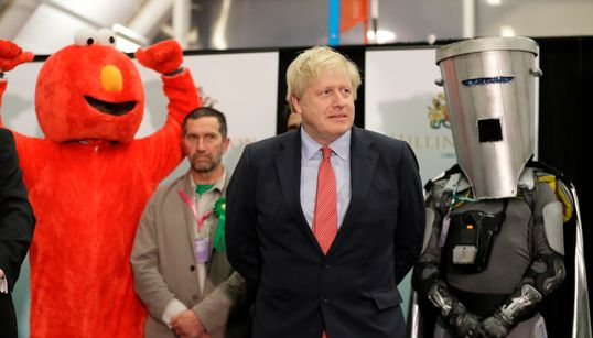 The Biggest Moments From UK's Election