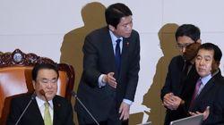 한국당이 '임시국회 회기 결정 안건'에 필리버스터를