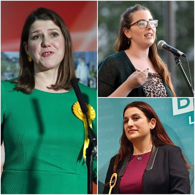 Liberal Democrats Jo Swinson and Luciana Berger failed to be elected, while Labour's Laura Pidcock also...