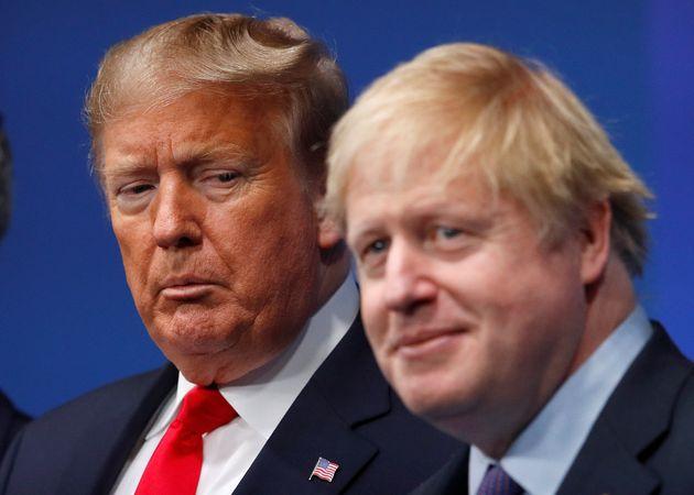 """""""Adesso Gran Bretagna e Usa sono libere di mettere a punto un grande nuovo accordo commerciale dopo la"""