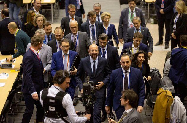 Σύνοδος Κορυφής: Η Ευρώπη θα γίνει κλιματικά ουδέτερη ως το