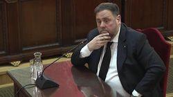 Junqueras: ERC votará no