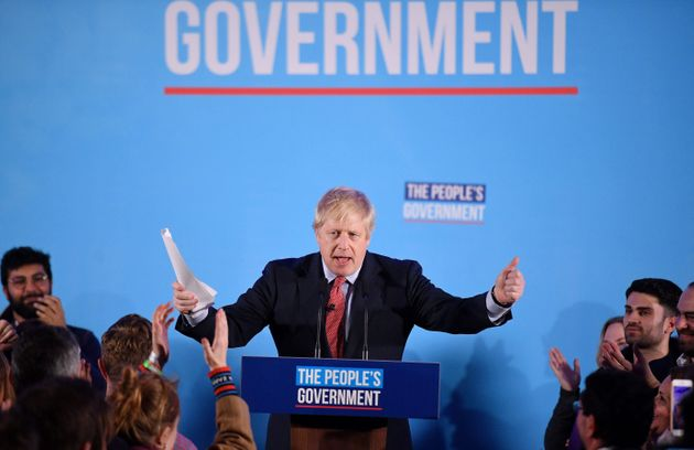 Ολοταχώς για Brexit: Μεγάλη νίκη Τζόνσον, ιστορική ήττα Εργατικών, παραιτείται ο