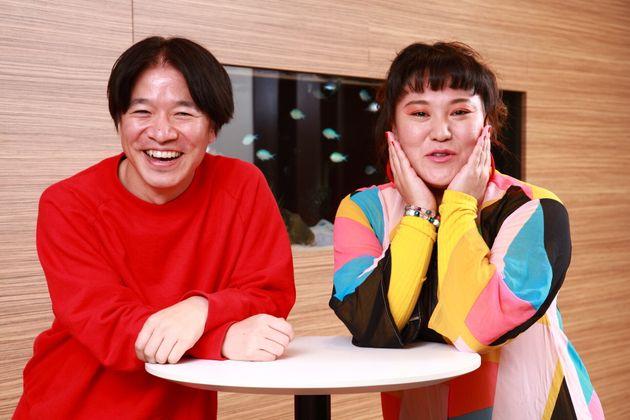 (左から)清田隆之さん・バービーさん