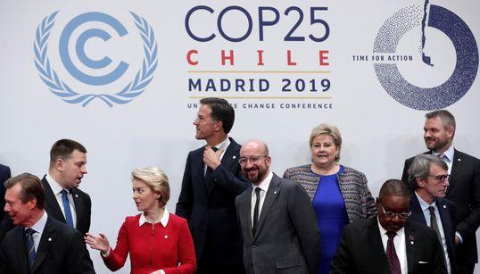 "Avec son ""Green Deal"", l'Europe veut sortir la COP25 de sa"