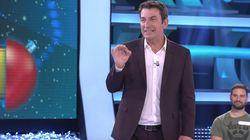 """""""Habrá que abrirla a hostias"""": la reacción de Arturo Valls a los problemas con un trampilla en 'Ahora"""