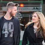 Edurne sube una foto muy sexy a Instagram... y la expresiva reacción de De Gea llama la