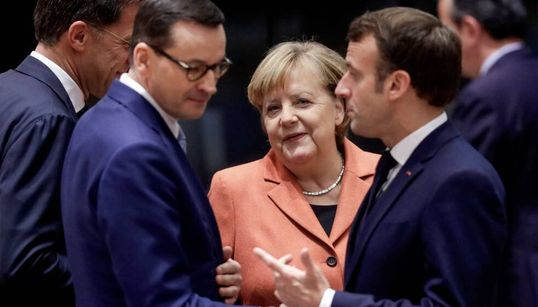 Polonia impide a la UE comprometerse a eliminar sus emisiones de CO2 para