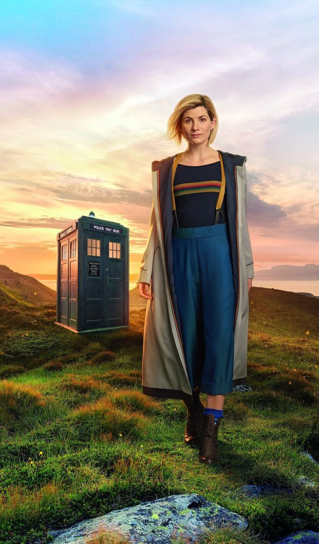 Jodie Whittaker made her debut as the first female Doctor last