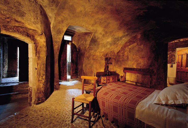 Camera a Sextantio, Santo Stefano