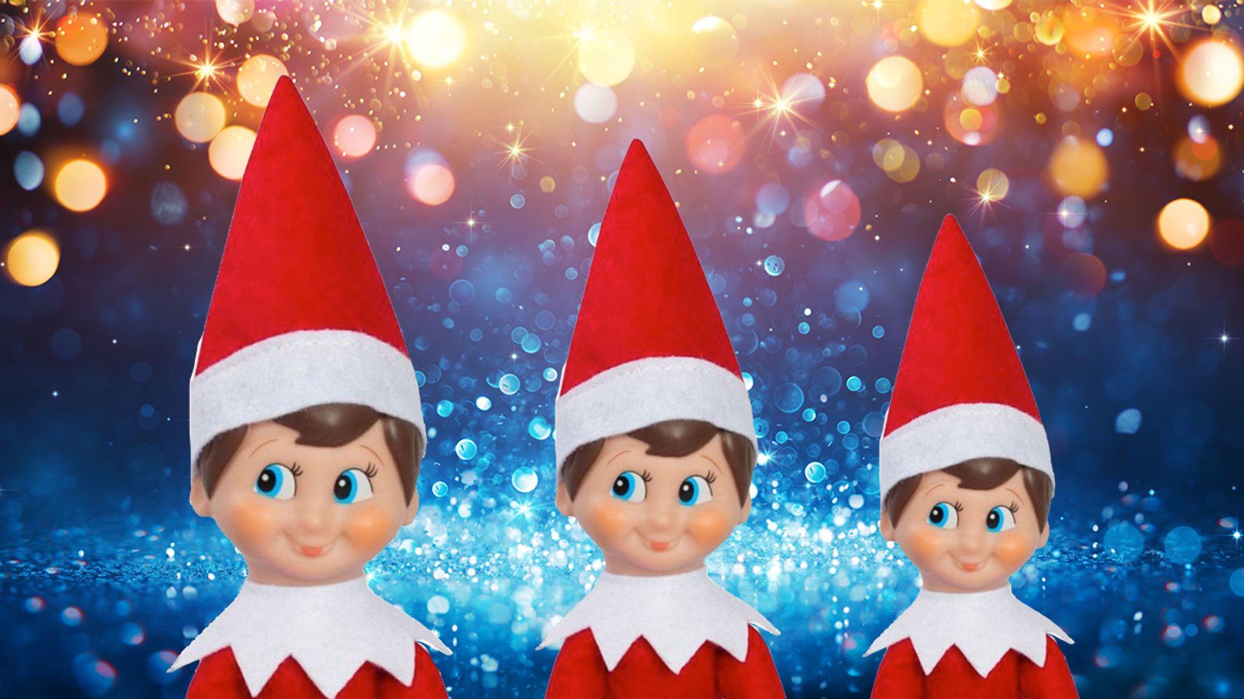 do elf on the shelf eyes move