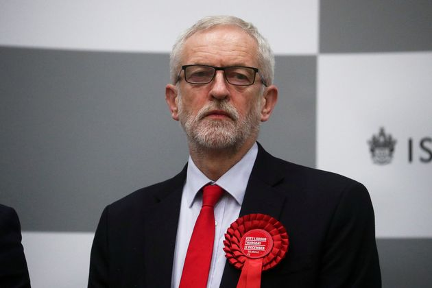 Labour leader Jeremy Corbyn announced he would step down before the next