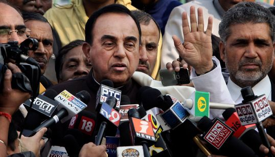 Subramanian Swamy: Hindutva Agenda Does Not End With The Victory In